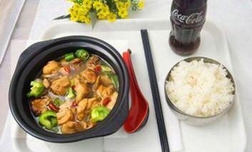 【上海】峰味香黄焖鸡米饭-美团