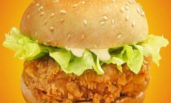【嵩县等】华乐士炸鸡汉堡-美团