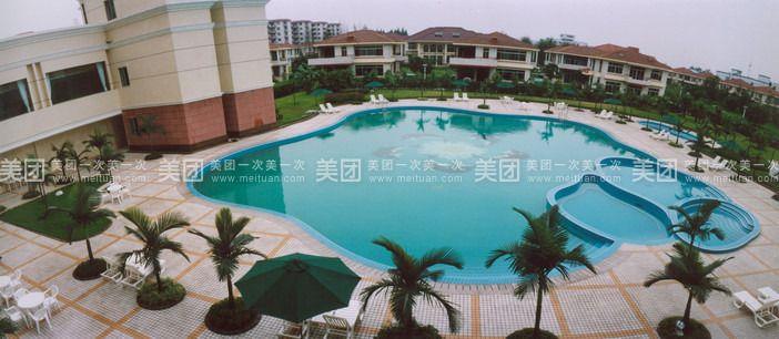 【成都家园国际酒店团购】家园国际酒店游泳池单人票