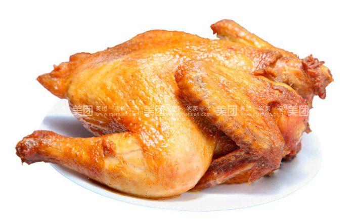 蜜汁手抓鸡