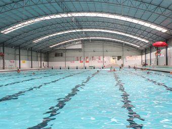 广西体育场第二泳池