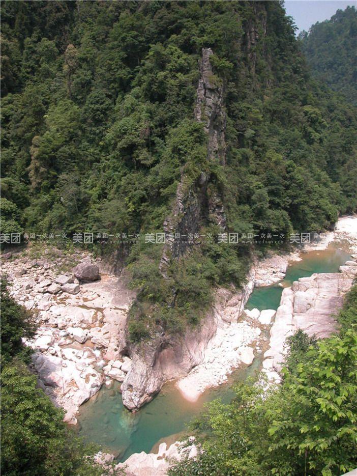 使广东第一峰旅游风景区成为广东省境内极其罕见的四季度假胜地.