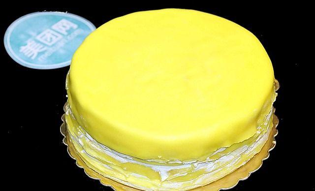 【中山千层蛋糕】