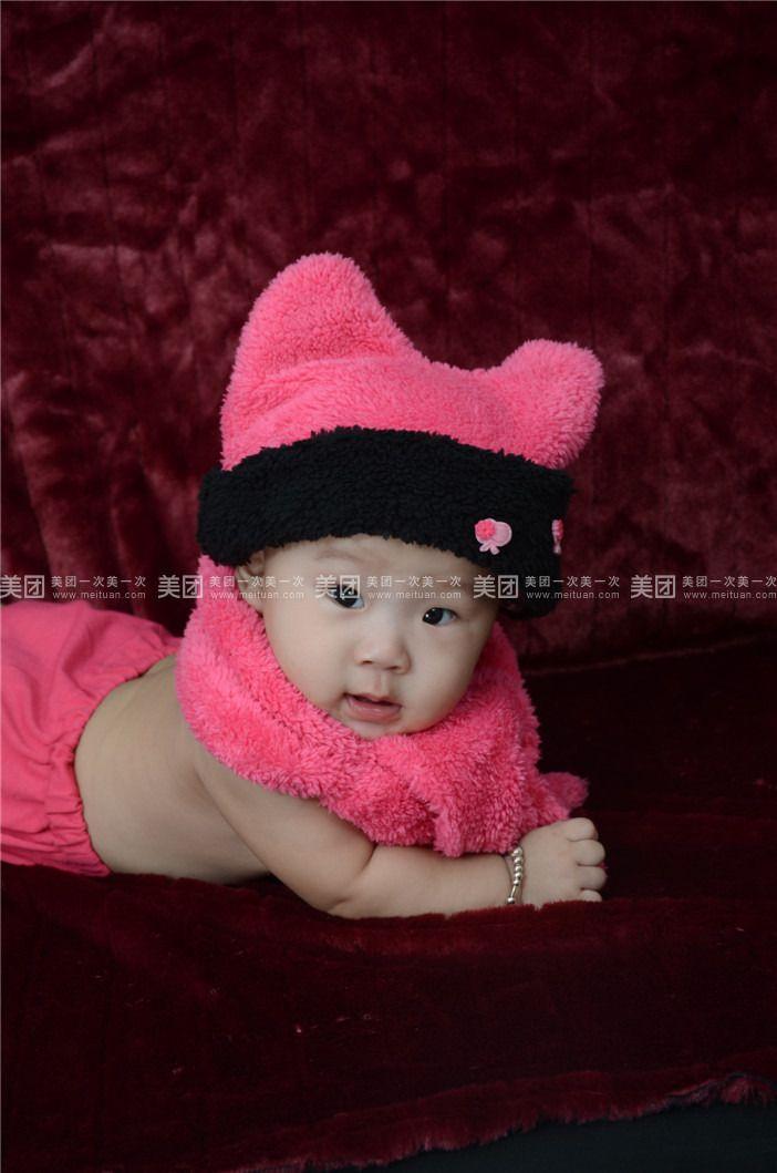 生活服务团购 亲子摄影 矿区 日谭商业区 小可爱儿童摄影   小可爱