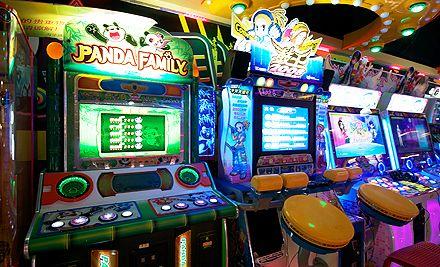 游戏币100枚,赛车类、跳舞类、音乐类、休闲类等任您选择