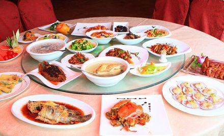 10-12人套餐,精致美味与人共享