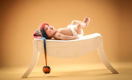 时尚儿童摄影套系,记录宝宝每一个欢乐笑容