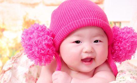 儿童写真套系,记录宝宝健康成长每一刻