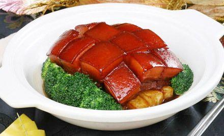 8人套餐,集中化美食之精华,汇南北饮食之香气