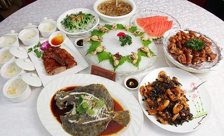 海鲜6人餐,喷香美味,享快乐滋味,交通便利