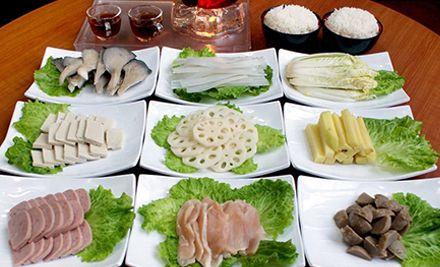 2-3人餐,精品菜式,新鲜美味