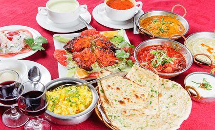 浪漫精致双人情侣餐,领略印度文化,踏上神迷的印度舌尖之旅