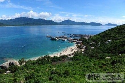 海南分界洲島旅游區                 :國家4a級旅游景區——海南
