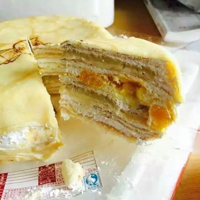 巧师傅千层蛋糕-美团