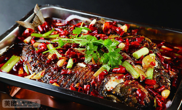 【深圳重庆烤鱼团购】重庆烤鱼代金券团购|图片|价格