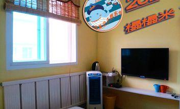 【酒店】淡蓝色主题客舍-美团