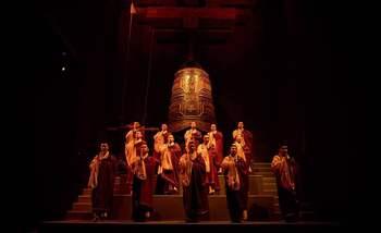 【扶风县】法门寺·法门往事实景演出第二场(14.00-15.30)成人票-美团