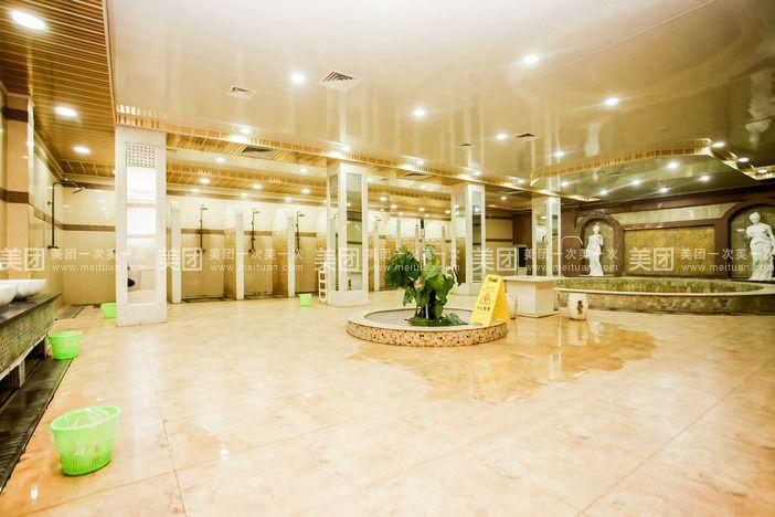 欧亚大酒店-洗浴广场图片
