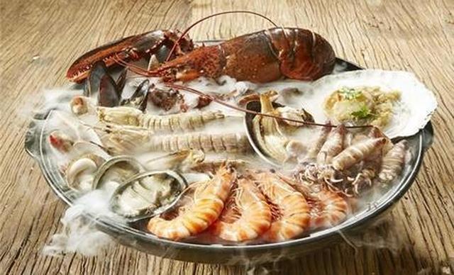 :长沙今日团购:【蒸鲜美味蒸汽海鲜】高端宴请套餐,建议13-14人使用