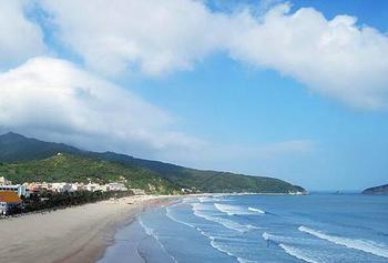 【其它】上川岛双程船票+景交+上川岛飞沙滩门票(成人票)-美团