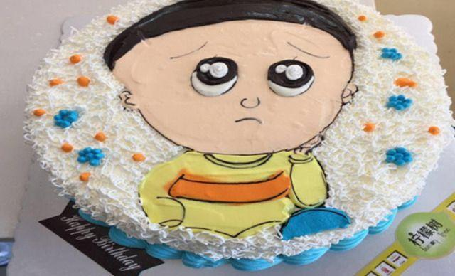 檬树创意蛋糕店】手绘图1