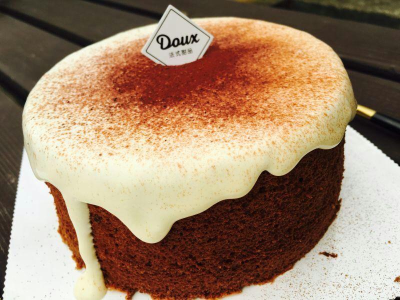 doux法式甜品图片