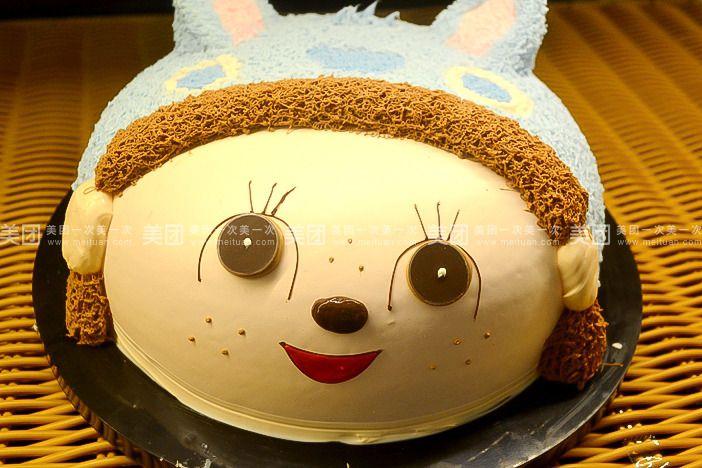 【沧州贝客新语团购】贝客新语可爱宝贝蛋糕团购|图片