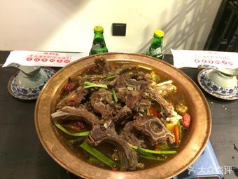 盛和永.老北京涮羊肉.羊蝎子