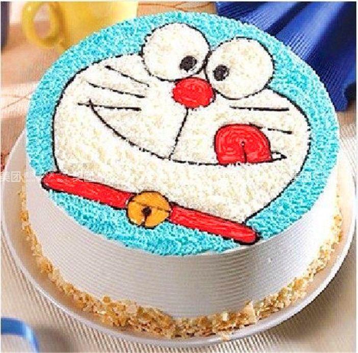 动物乐园蛋糕图片