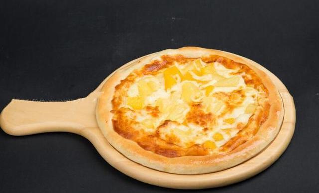 :长沙今日团购:【香港酒窝甜品】榴莲披萨1个,提供免费WiFi