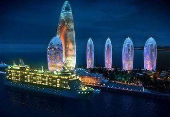 【其它】夜游三亚湾公主号船票+三亚3D错觉艺术馆门票(成人票)-美团
