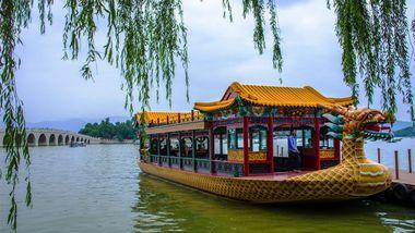 【北京出发】颐和园纯玩1日跟团游*门票+讲解上午场-美团