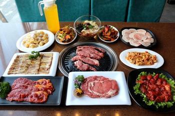 【鞍山】四季炭火烤肉-美团