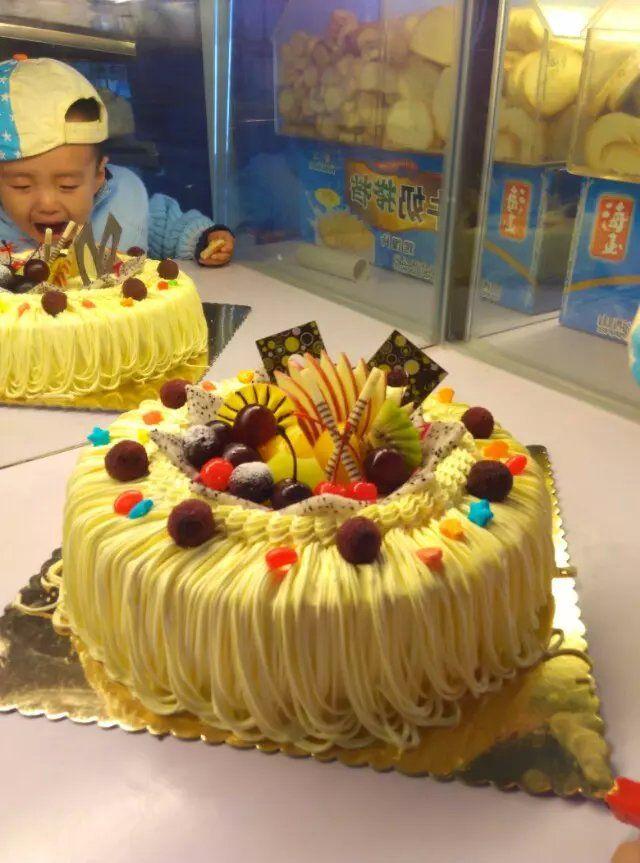拉斐尔蛋糕-美团