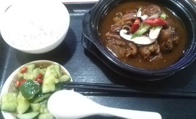 :长沙今日团购:【可餐可点】香辣猪脚套餐,建议单人使用,提供免费WiFi