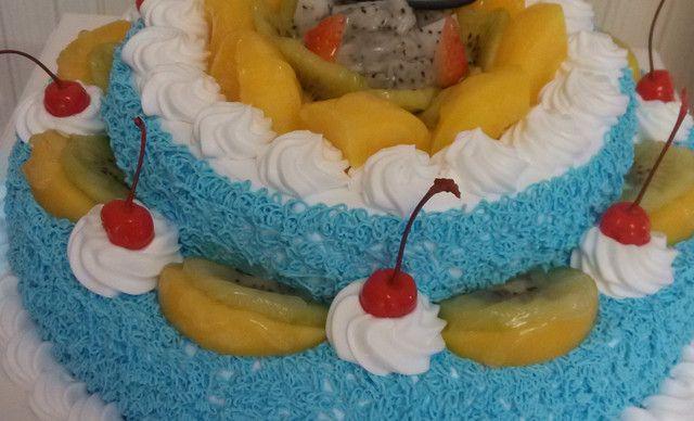 :长沙今日团购:【澳美烘焙】蛋糕4选1,约12英寸,