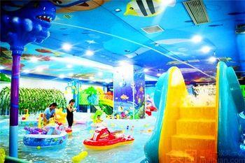 【晋源区】溏鲸象儿童水上乐园门票平日儿童票-美团
