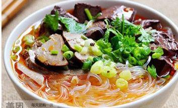 【大连】鸭血粉丝炖菜-美团