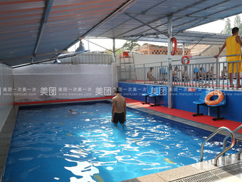 泳乐汇游泳馆
