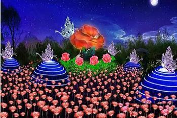 【大兴区】大兴世界月季主题园-美团