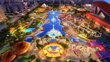 【哈尔滨出发】哈尔滨万达乐园、伏尔加庄园纯玩2日跟团游*欢乐畅玩无极限-美团