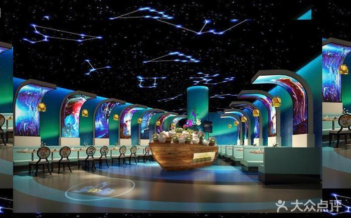 梦幻岛自助餐厅-图片-温岭市美食-大众点评网