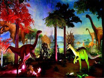 【禄丰县】世界恐龙谷景区公园-美团