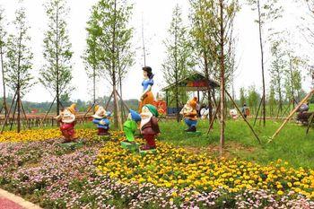 【泸县】龙桥百花洲植物园+鲜花园(成人票)-美团