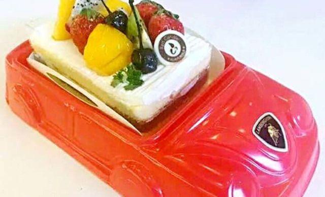 【Amin甜点私家提供】汽车蛋糕1份,定制免费荣威i6的车20t是多少t图片