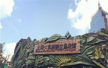 【陆家嘴】上海大自然野生昆虫馆门票(家庭票2大1小)-美团