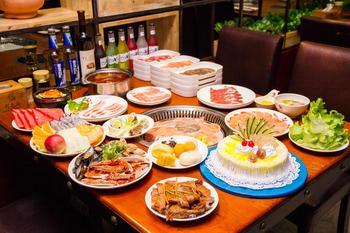 【长沙】韩大地自助烧烤城-美团