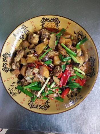 【德宏】上坡土鸡私房菜-美团