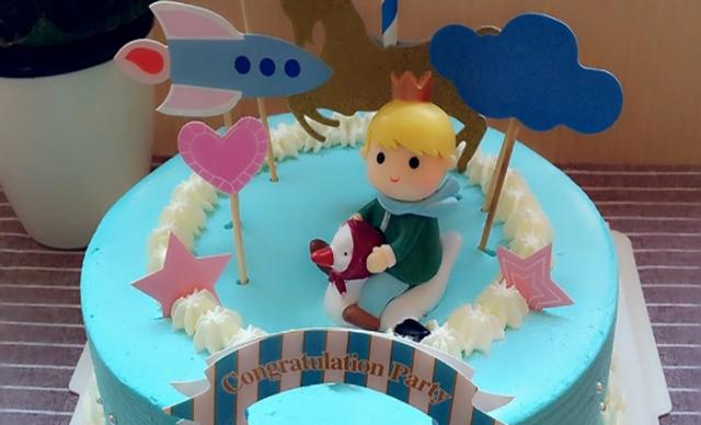 :长沙今日团购:【糕麽滋糕点店】蛋糕3选1,约8英寸,圆形