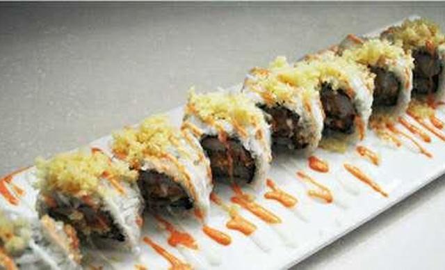 :长沙今日团购:【鲜目录外带寿司】双人餐c,包间免费,提供免费WiFi